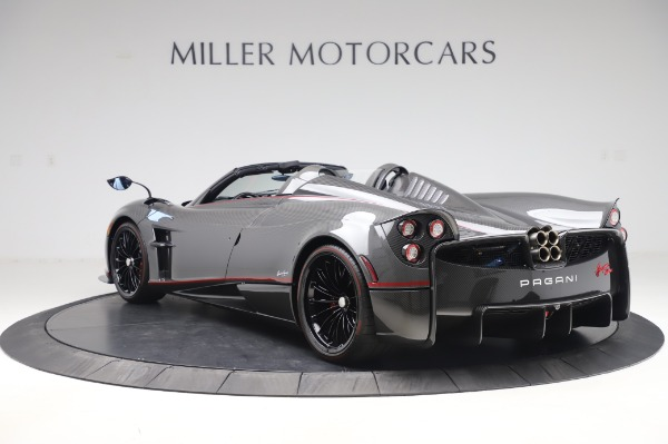 Used 2017 Pagani Huayra Roadster for sale Call for price at Alfa Romeo of Westport in Westport CT 06880 5