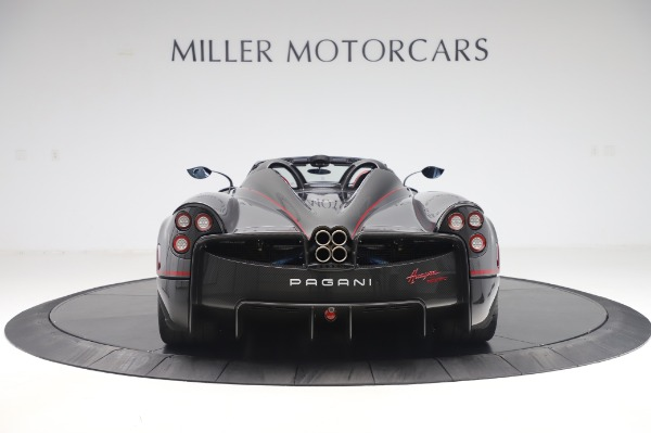 Used 2017 Pagani Huayra Roadster for sale Call for price at Alfa Romeo of Westport in Westport CT 06880 6