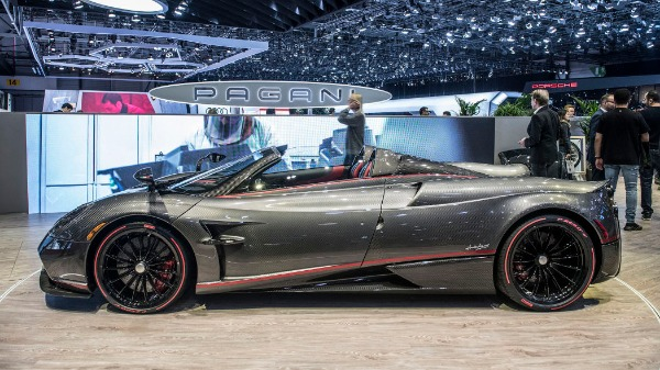 Used 2017 Pagani Huayra Roadster for sale Call for price at Alfa Romeo of Westport in Westport CT 06880 9