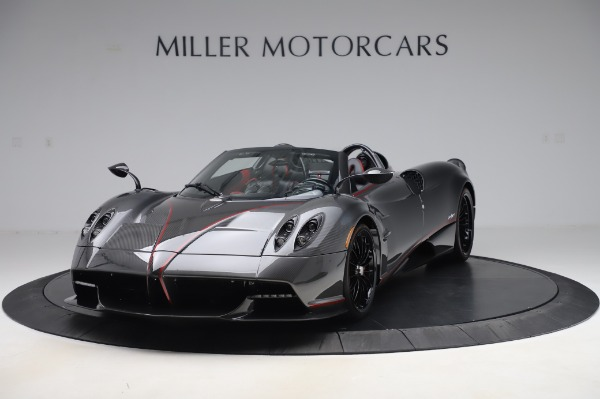 Used 2017 Pagani Huayra Roadster for sale Call for price at Alfa Romeo of Westport in Westport CT 06880 1