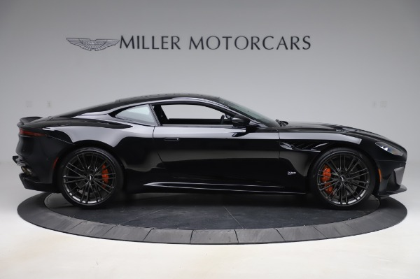New 2020 Aston Martin DBS Superleggera Coupe for sale $328,786 at Alfa Romeo of Westport in Westport CT 06880 10
