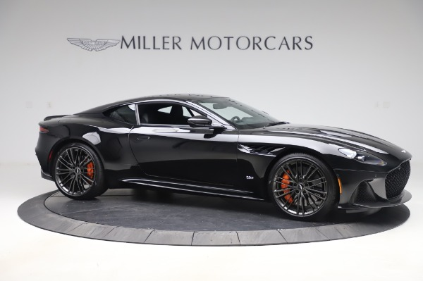 New 2020 Aston Martin DBS Superleggera Coupe for sale $328,786 at Alfa Romeo of Westport in Westport CT 06880 11