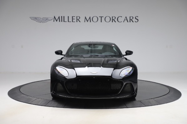 New 2020 Aston Martin DBS Superleggera for sale $328,786 at Alfa Romeo of Westport in Westport CT 06880 2