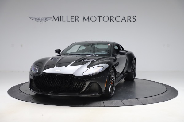 New 2020 Aston Martin DBS Superleggera Coupe for sale $328,786 at Alfa Romeo of Westport in Westport CT 06880 3