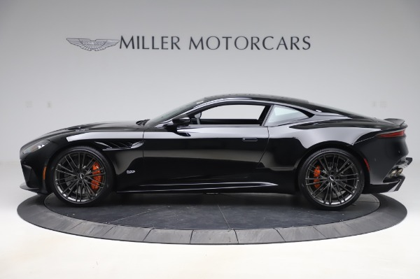 New 2020 Aston Martin DBS Superleggera Coupe for sale $328,786 at Alfa Romeo of Westport in Westport CT 06880 4