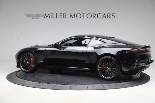 New 2020 Aston Martin DBS Superleggera Coupe for sale $328,786 at Alfa Romeo of Westport in Westport CT 06880 5