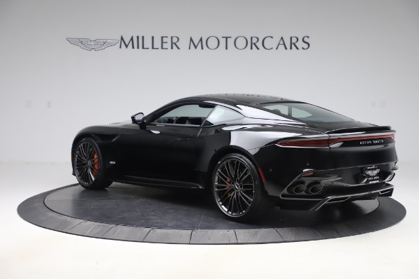 New 2020 Aston Martin DBS Superleggera for sale $328,786 at Alfa Romeo of Westport in Westport CT 06880 6