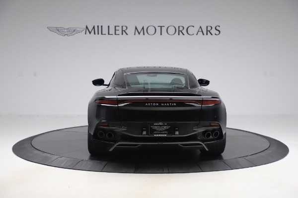 New 2020 Aston Martin DBS Superleggera for sale $328,786 at Alfa Romeo of Westport in Westport CT 06880 7