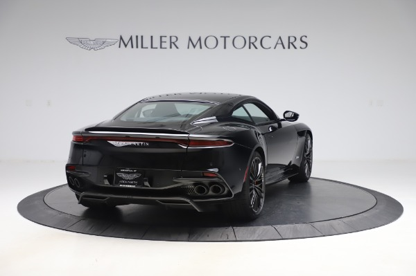 New 2020 Aston Martin DBS Superleggera Coupe for sale $328,786 at Alfa Romeo of Westport in Westport CT 06880 8