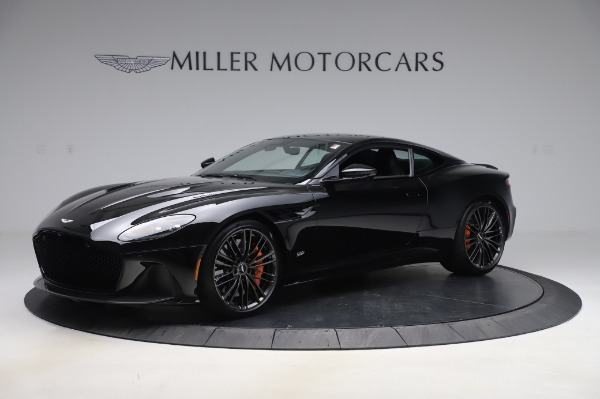 New 2020 Aston Martin DBS Superleggera for sale $328,786 at Alfa Romeo of Westport in Westport CT 06880 1