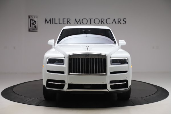 New 2020 Rolls-Royce Cullinan for sale $393,475 at Alfa Romeo of Westport in Westport CT 06880 2