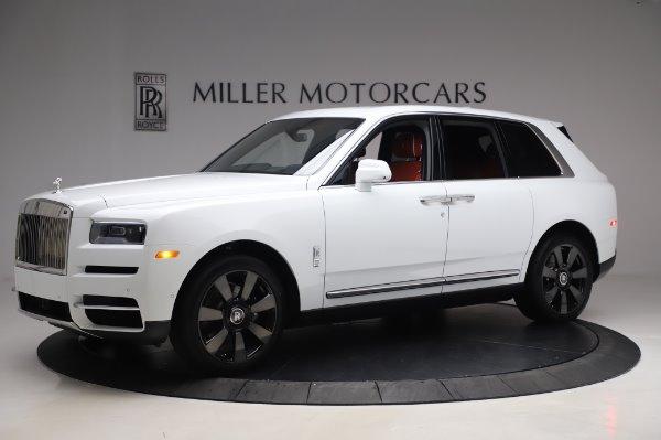 New 2020 Rolls-Royce Cullinan for sale $393,475 at Alfa Romeo of Westport in Westport CT 06880 4