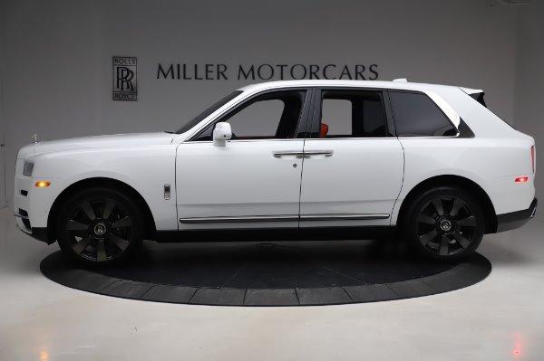 New 2020 Rolls-Royce Cullinan for sale $393,475 at Alfa Romeo of Westport in Westport CT 06880 5
