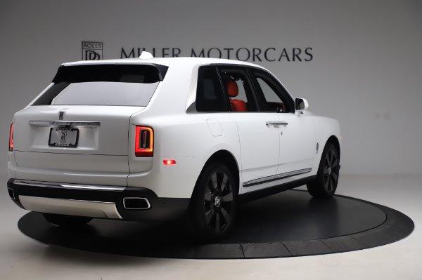 New 2020 Rolls-Royce Cullinan for sale $393,475 at Alfa Romeo of Westport in Westport CT 06880 8