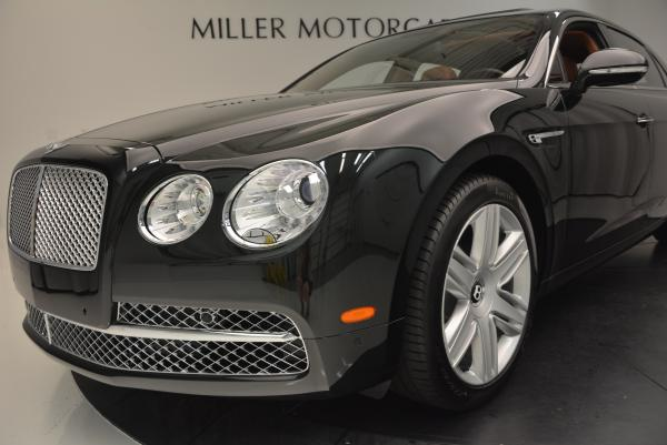 Used 2016 Bentley Flying Spur W12 for sale Sold at Alfa Romeo of Westport in Westport CT 06880 22