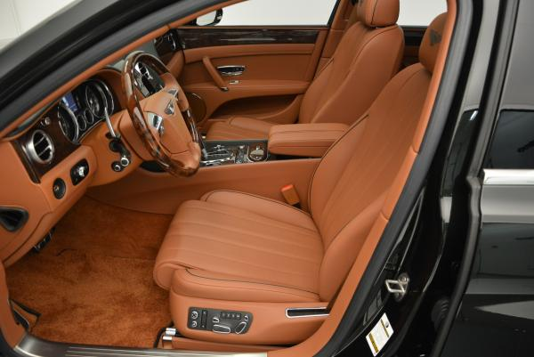 Used 2016 Bentley Flying Spur W12 for sale Sold at Alfa Romeo of Westport in Westport CT 06880 25