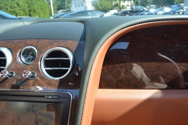 Used 2016 Bentley Flying Spur W12 for sale Sold at Alfa Romeo of Westport in Westport CT 06880 28