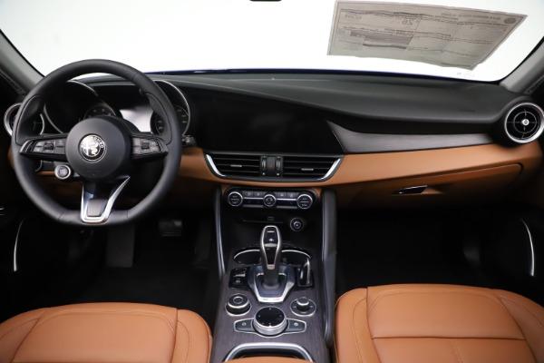 New 2020 Alfa Romeo Giulia Ti Q4 for sale Sold at Alfa Romeo of Westport in Westport CT 06880 16