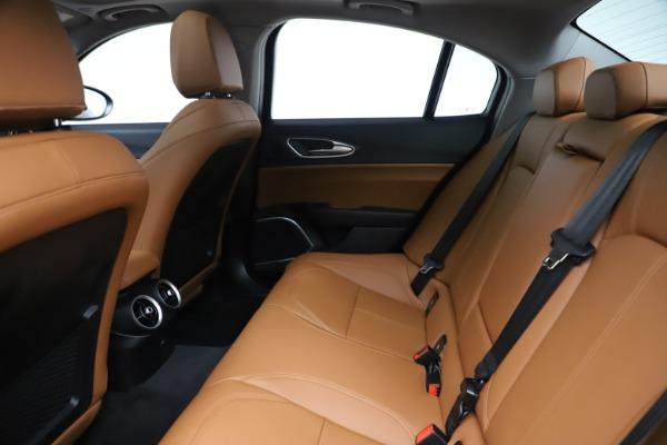 New 2020 Alfa Romeo Giulia Ti Q4 for sale Sold at Alfa Romeo of Westport in Westport CT 06880 19