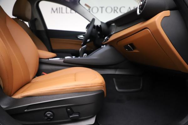 New 2020 Alfa Romeo Giulia Ti Q4 for sale Sold at Alfa Romeo of Westport in Westport CT 06880 23