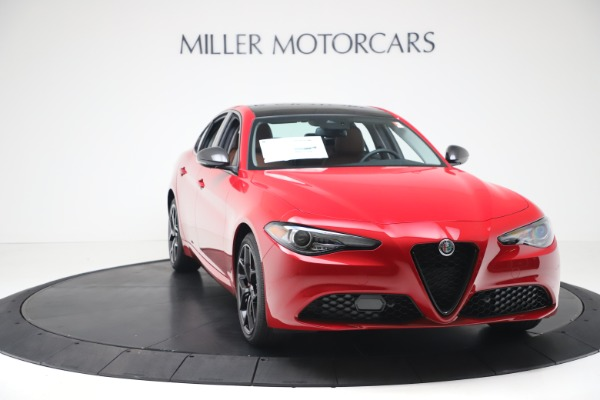 New 2020 Alfa Romeo Giulia Q4 for sale $47,245 at Alfa Romeo of Westport in Westport CT 06880 11