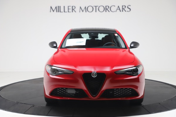 New 2020 Alfa Romeo Giulia Q4 for sale $47,245 at Alfa Romeo of Westport in Westport CT 06880 12
