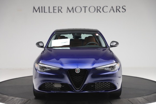 New 2020 Alfa Romeo Giulia Q4 for sale $42,845 at Alfa Romeo of Westport in Westport CT 06880 11