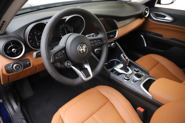 New 2020 Alfa Romeo Giulia Q4 for sale $42,845 at Alfa Romeo of Westport in Westport CT 06880 14