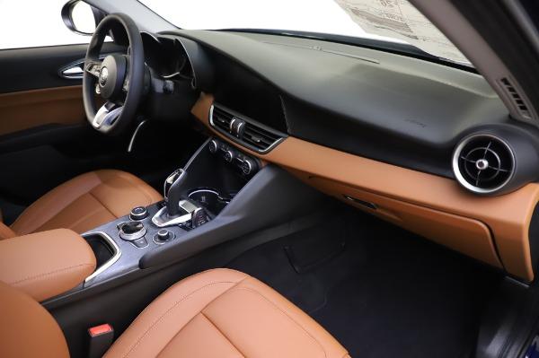 New 2020 Alfa Romeo Giulia Q4 for sale $42,845 at Alfa Romeo of Westport in Westport CT 06880 21