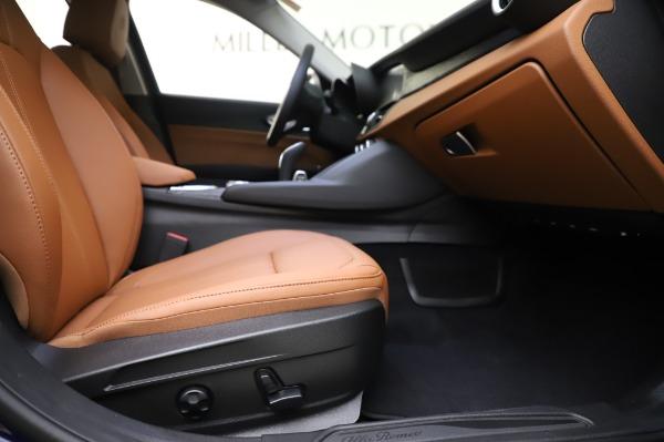 New 2020 Alfa Romeo Giulia Q4 for sale $42,845 at Alfa Romeo of Westport in Westport CT 06880 22