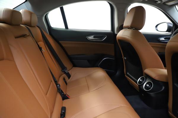 New 2020 Alfa Romeo Giulia Q4 for sale $42,845 at Alfa Romeo of Westport in Westport CT 06880 26