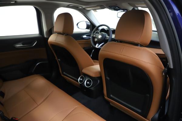 New 2020 Alfa Romeo Giulia Q4 for sale $42,845 at Alfa Romeo of Westport in Westport CT 06880 27