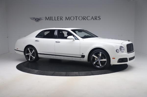 New 2020 Bentley Mulsanne 6.75 Edition by Mulliner for sale $363,840 at Alfa Romeo of Westport in Westport CT 06880 10