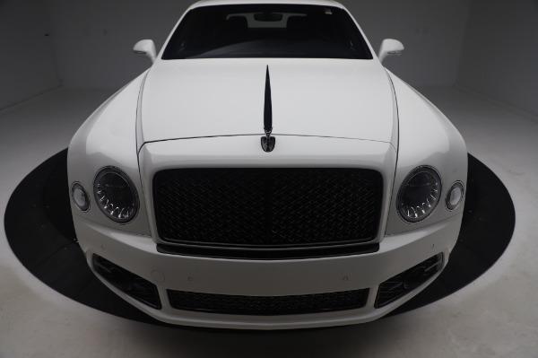 New 2020 Bentley Mulsanne 6.75 Edition by Mulliner for sale $363,840 at Alfa Romeo of Westport in Westport CT 06880 14