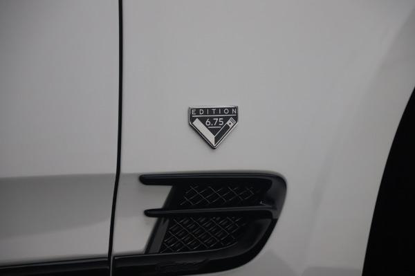 New 2020 Bentley Mulsanne 6.75 Edition by Mulliner for sale $363,840 at Alfa Romeo of Westport in Westport CT 06880 16