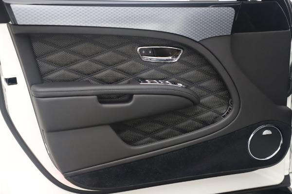 New 2020 Bentley Mulsanne 6.75 Edition by Mulliner for sale $363,840 at Alfa Romeo of Westport in Westport CT 06880 17