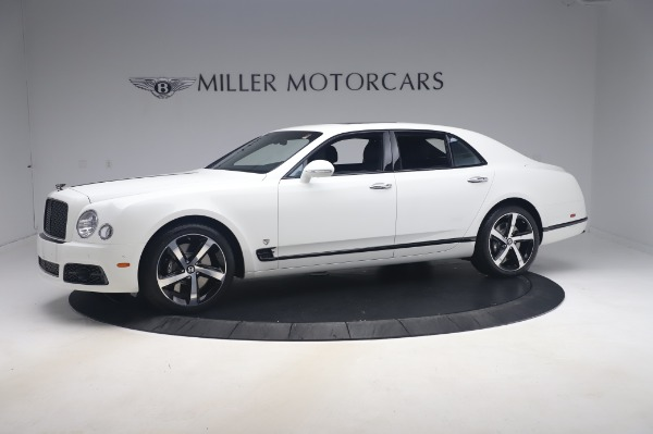 New 2020 Bentley Mulsanne 6.75 Edition by Mulliner for sale $363,840 at Alfa Romeo of Westport in Westport CT 06880 2