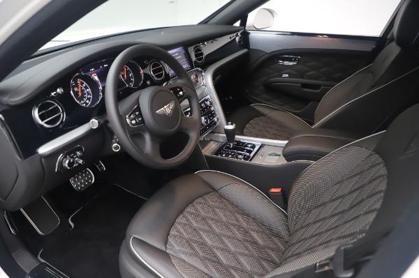 New 2020 Bentley Mulsanne 6.75 Edition by Mulliner for sale $363,840 at Alfa Romeo of Westport in Westport CT 06880 20