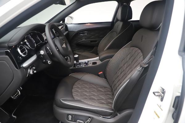 New 2020 Bentley Mulsanne 6.75 Edition by Mulliner for sale $363,840 at Alfa Romeo of Westport in Westport CT 06880 21