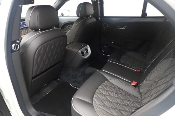 New 2020 Bentley Mulsanne 6.75 Edition by Mulliner for sale $363,840 at Alfa Romeo of Westport in Westport CT 06880 24
