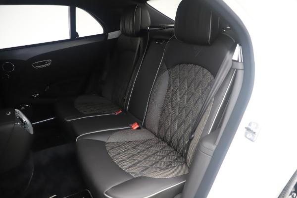 New 2020 Bentley Mulsanne 6.75 Edition by Mulliner for sale $363,840 at Alfa Romeo of Westport in Westport CT 06880 25