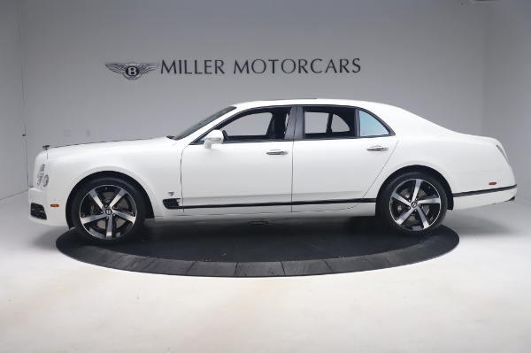 New 2020 Bentley Mulsanne 6.75 Edition by Mulliner for sale $363,840 at Alfa Romeo of Westport in Westport CT 06880 3