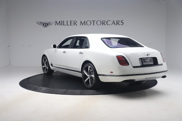 New 2020 Bentley Mulsanne 6.75 Edition by Mulliner for sale $363,840 at Alfa Romeo of Westport in Westport CT 06880 5