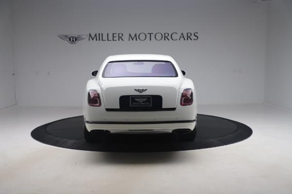 New 2020 Bentley Mulsanne 6.75 Edition by Mulliner for sale $363,840 at Alfa Romeo of Westport in Westport CT 06880 6
