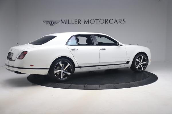 New 2020 Bentley Mulsanne 6.75 Edition by Mulliner for sale $363,840 at Alfa Romeo of Westport in Westport CT 06880 8