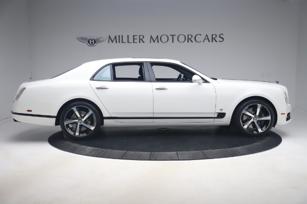 New 2020 Bentley Mulsanne 6.75 Edition by Mulliner for sale $363,840 at Alfa Romeo of Westport in Westport CT 06880 9
