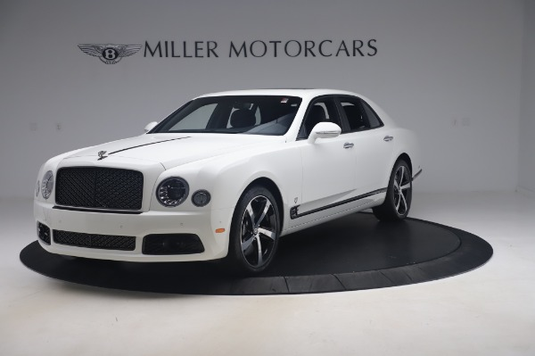 New 2020 Bentley Mulsanne 6.75 Edition by Mulliner for sale $363,840 at Alfa Romeo of Westport in Westport CT 06880 1