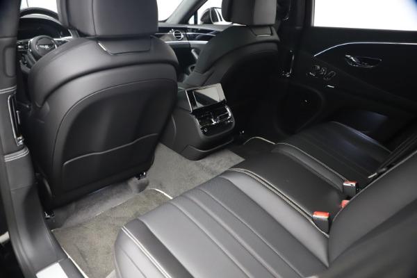 New 2020 Bentley Flying Spur W12 for sale $261,615 at Alfa Romeo of Westport in Westport CT 06880 25