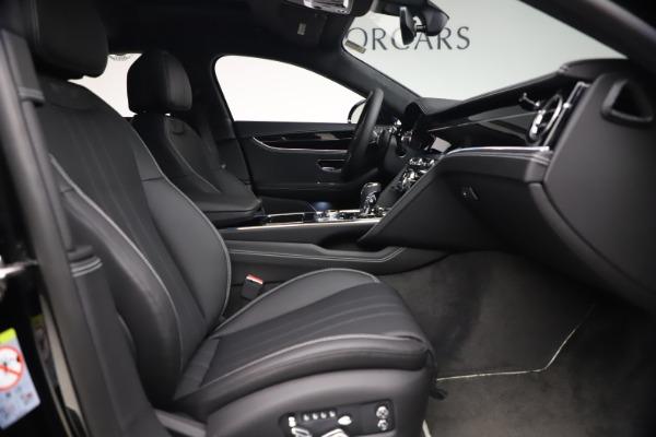 New 2020 Bentley Flying Spur W12 for sale $261,615 at Alfa Romeo of Westport in Westport CT 06880 28