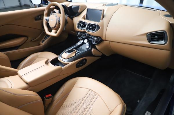 New 2021 Aston Martin Vantage Roadster for sale Call for price at Alfa Romeo of Westport in Westport CT 06880 18